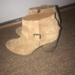 Franco Fortini Boots Size 7.5